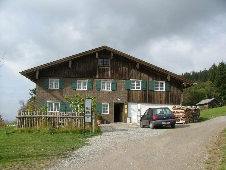 Bergbauernmuseum in Diepholz - Bergheim Unterjoch