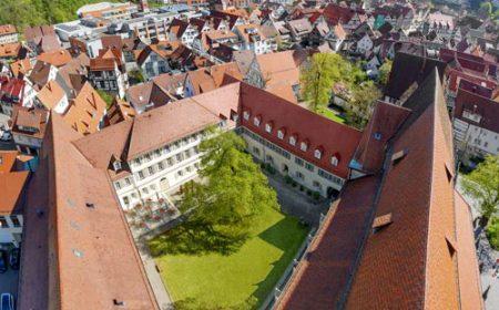 Stift Urach Einkehrhaus der Evang. Landeskirche